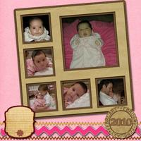 Baby Cameron - 2 mo