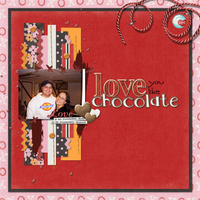 Love you like Chocolate