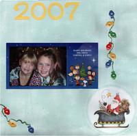 Tabitha & Emily Christmas Card 07