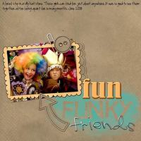 Fun Funky Friends