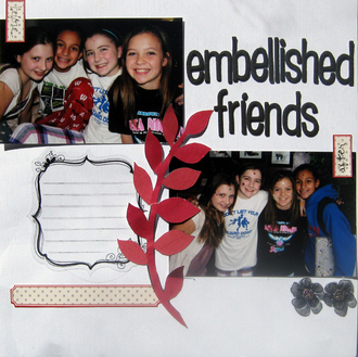 embellished friends **Creative Charms Reveal***