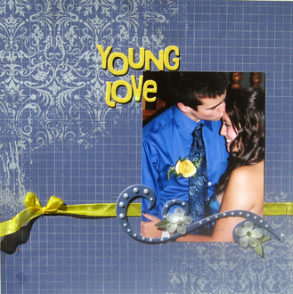 young love **Creative Charms Reveal**