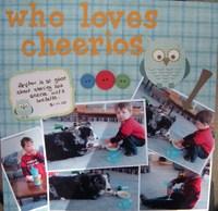 Whoo Loves Cheerios?