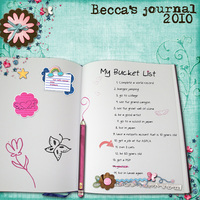Bucket List {digi CT reveal}