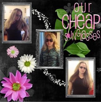 EmNDi - Cheap Sunglasses