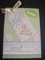 Spring Has Sprung! Card