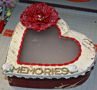 Memories Box **Prima Reveal**