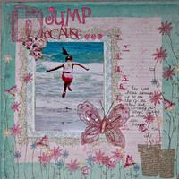 Jump Because  **Prima Reveal**