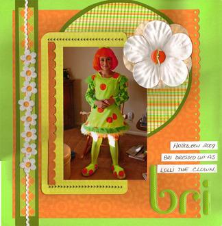 Bri Halloween 09