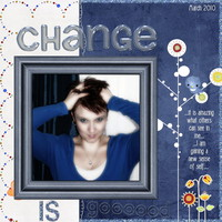 Change Is Goooood