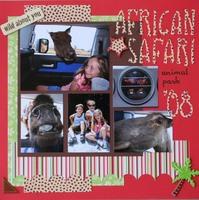 African Safari Animal Park