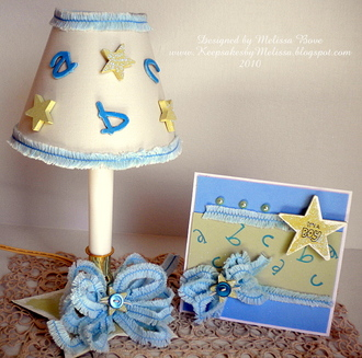 It's a Boy Thing! {Nightlight and Card}