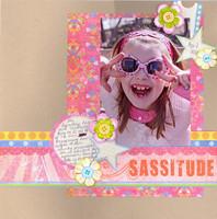 Sassitude **May Supply List Challenge**