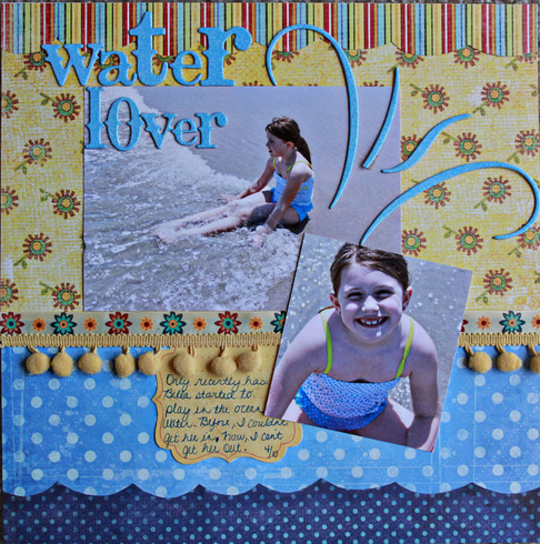 Creative Ways To Use Ribbon On Your Scrapbook Pages A Cherry On Top