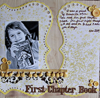 First Chapter Book **Ribbon Reveal**