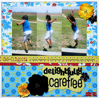 Delightfully Carefree *Lily Bee Hello Sunshine CT Reveal*