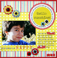 Hello Sunshine *Lily Bee Hello Sunshine CT Reveal*