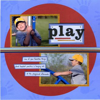 Play (NSD Challenge #16)