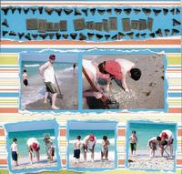 Shark Tooth Hunt