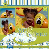 Wet & Wild *For Cori*