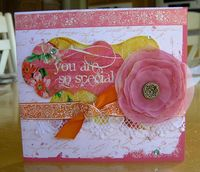 PAPER ADVENTURES Boho Blooms CT Reveal-Card