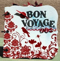 bon voyage mini *GIRLS' PAPERIE ON HOLIDAY REVEAL*