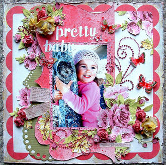 Pretty Baby * ZVA Creative *
