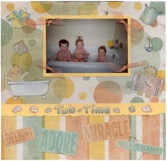 Tub Time 12/03