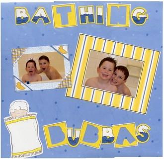 Bathing Bubbas