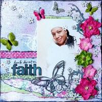 Time To Step Out On Faith *Petaloo*