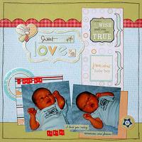 Sweet Baby Love **Snugglebug Boy CT Reveal**