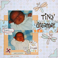 Tiny Dreamer **Snugglebug Boy CT Reveal**