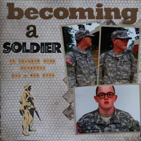 becoming a soldier