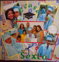 Sexto Grado (Sixth Grade) - June Theme Challenge