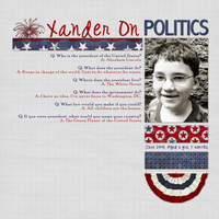 Xander On Politics