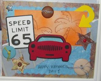 Dad's Cards - June Card Challenge