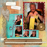Aunt Sandy's Birthday