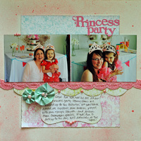 Princess Party *FP Wishful Thinking Reveal*