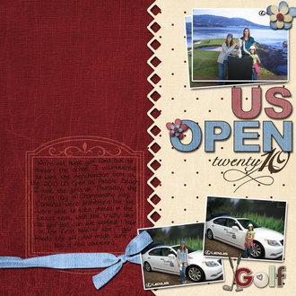 US Open {digi CT reveal}