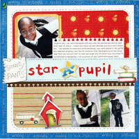 Star Pupil *NEW Creative Imaginations*