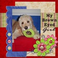 My Brown-Eyed Girl