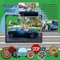 Paisley's Wheels
