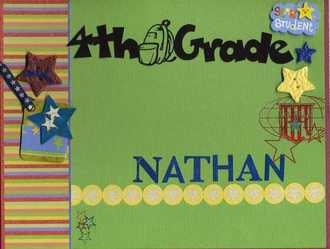 4th Grade Nathan