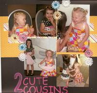 2 Cute Cousins