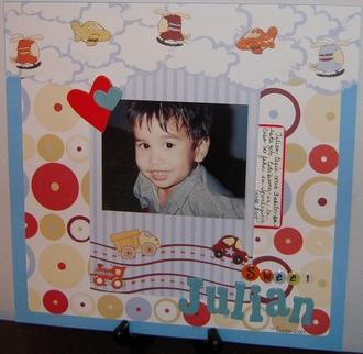 Sweet Julian - Challenge #5 Summer Crop 2010