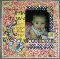 "You are my ""little miracle"""
