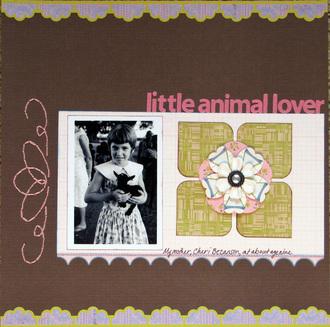 Little Animal Lover