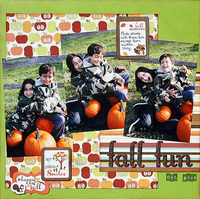 Fall Fun (Imaginisce Apple Cider CT Reveal)