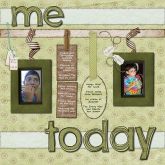 Me Today: Xander 8-25-10