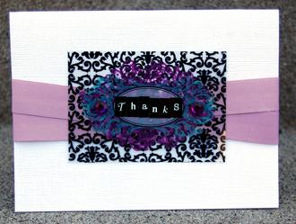 thanks card ***Hambly Reveal***